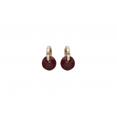 FIEN elemento earring, red...