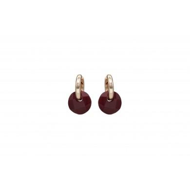 FIEN elemento earring, red...