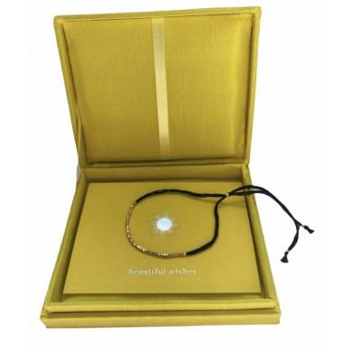 beautiful wishbox, yellow &...