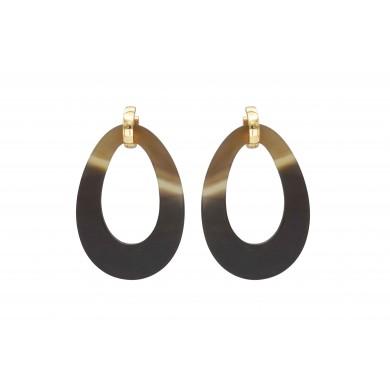 FIEN elemento earring, matt...