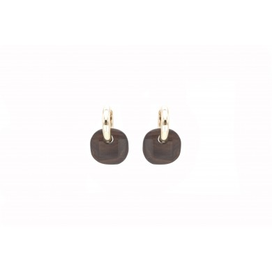 FIEN elemento earring, wood...