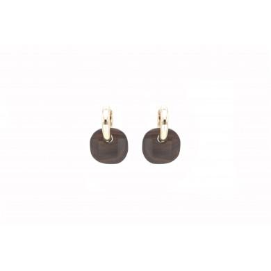 FIEN elemento earring, wood...