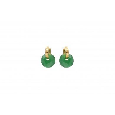 FIEN elemento earring, onyx...