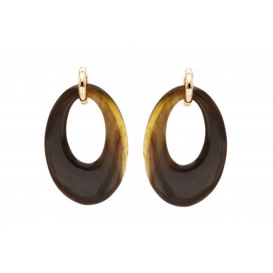 FIEN elemento earring, dark...