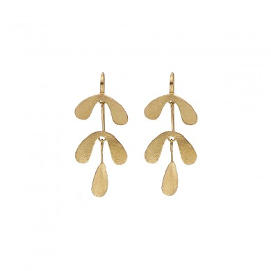 FIEN Festa Leaf earring medium