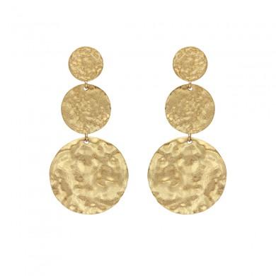 FIEN Coin (3x) earring