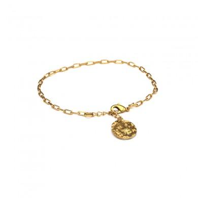 FIEN Coin bracelet