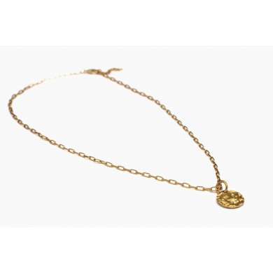 FIEN Coin necklace, middle...