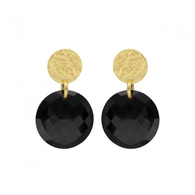 FIEN Moneta earring, stud,...