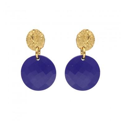 FIEN Moneta earring, stud,...