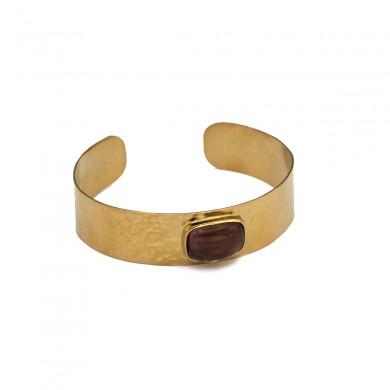 FIEN Capri bracelet, open,...