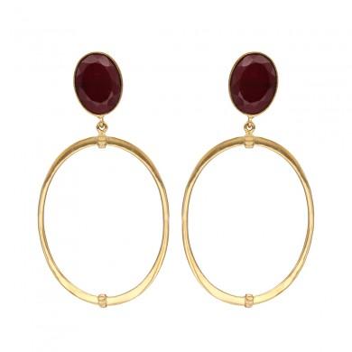 FIEN Bella earring, stud,...