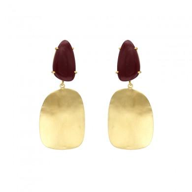FIEN Festivo earring, stud,...