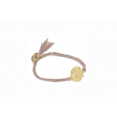 Coin bracelet FIEN, vintage...